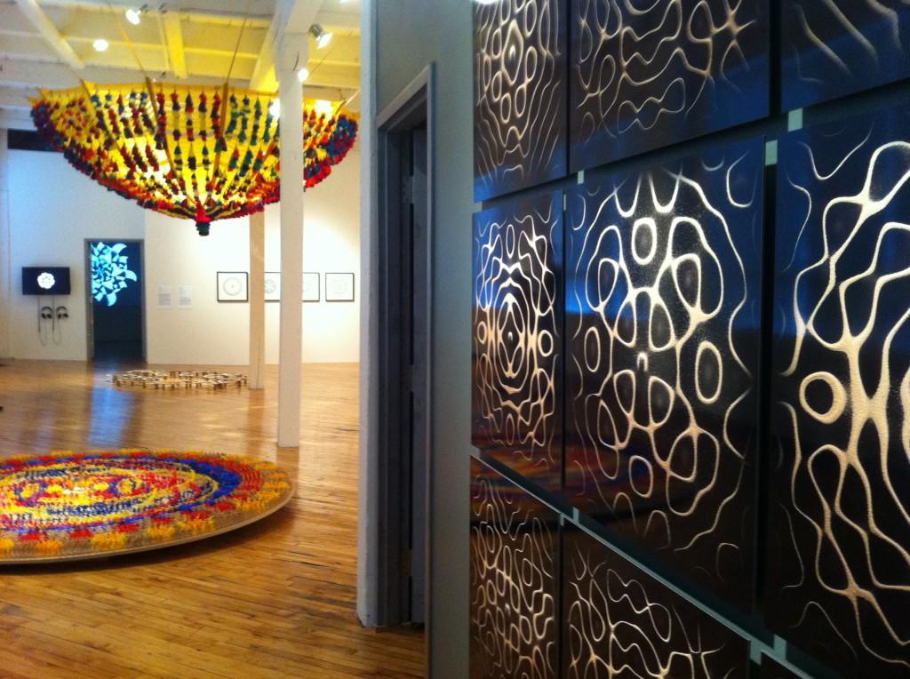 Ouroboros Print Mosaic at the Koffler Centre for the Arts