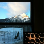 Banff Centre Studio View