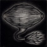"Sean Caulfield ""Lamentations"" Original Mezzotint, 2014"